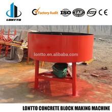 LMT4-28 Concrete Cement Raw Material Brick Making Machine Hollow Block Machine