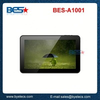 Delicate colors rear camera a20 tech pad 10 inch android tablet