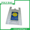 Raw Material for Shopping Plastic T Shirt Bags WholeSale