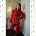el último diseño para adultos damas pijama occidental