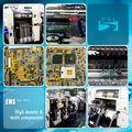 serviços de manufatura eletrônica de alta densidade e de vários componentes forelectronic componente de montagem de placas