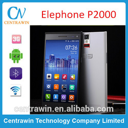 "5.5"" Original Elephone P2000 MTK6592 1.7GHz Octa Core Android 4.4 2G RAM 16G ROM 13MP Fingerprint Identify Russian Mobile Phone"