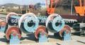 Betão tubulação que faz a máquina, cimento elétrico post que faz a máquina para o preço