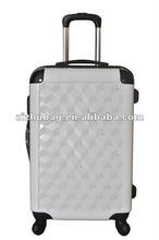 2012 new model 4 wheels hardside abs luggage