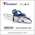 Nuevo 2014 zmc5401 54cc 2.2kw cadena de la sierra alemán herramientas eléctricas