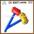 Barato brinquedo inflável martelo, promocionais infláveis martelo