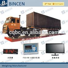 3*24m I-beam High Intensity Digital Truck Scale