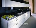 antiguo elevar la puerta de estilo americano gabinete de cocina de diseño