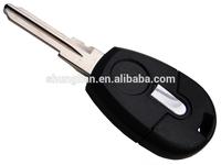 Fiat transponder key shell (GT15R)&Fiat key blank auto car key cover