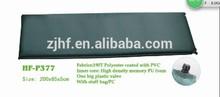 2014 venta caliente ahueca hacia fuera de la puerta plegable inflable automático colchoneta HF-P377