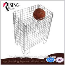 Supermarket Using Basketball Display Rack
