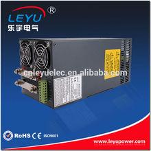 CE RoHS high power 1200w 12v 24v led driver