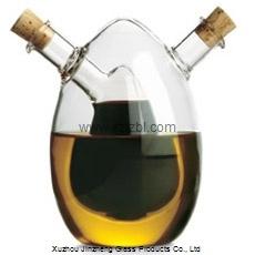 Oval Oil And Vinegar Cruets