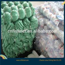 India Market Popular Nylon Monofilament Fishing Net