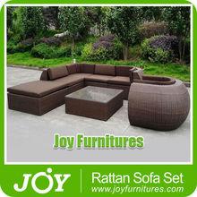 Wicker Sofa Set Rattan Garden Furniture