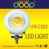 IP67/IP68 Waterproof Led Working Spotlight,Boat Led Light, 15W Led Spot Light