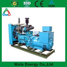Water Cooled Electric Power 80kw Diesel Generator