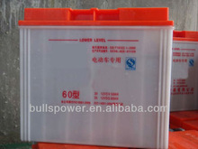 High DOD BPE Series Battery Electric Bike & Scooter Battery BPE12-60 SLA Battery VRLA Battery