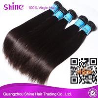 Shine hair factory direct sale unprocessed 5a grade virgin malaysian hair wholesale