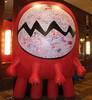 Custom Design Cartoon Characters,Advertising Inflatable custom cartoon