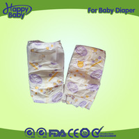 Baby Dipaers With Clothlike Back Film