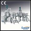 Steam or Electric Heating guangzhou wholesale high shear dispersing emulsifier/emulsify machines manufacturer