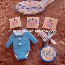 self adhesive 3D promotional spong sticker for kids ,3d handmade sticker