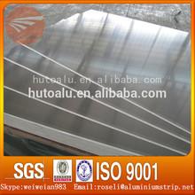 Henan Factory Price Mill Finish Aluminium Plain Sheet