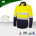 venta al por mayor del oem servicio en20471 estándar de alta visibilidad reflectante 3m chaqueta de seguridad a partir de la fábrica de china