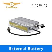 kingswing self balancing electric unicycle K3 external battery