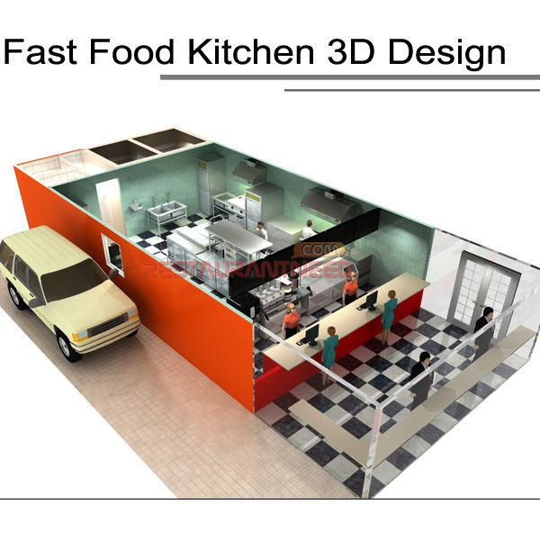 Shinglong Hotel Kitchen Equipment Fastfood Kitchen Design View Fastfood Kitchen Design