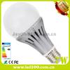 China supplier energy saving light bulbs e27 7w led bulb light