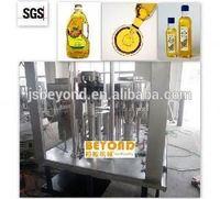 Automatic edible oil/sunflower oil bottling line