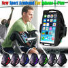 Fashion Velcro Waterproof Neoprene Elastic Universal Security Armband For iPhone6 PLUS , From China