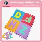 Educational EVA Letter Puzzle Mat /foam jigsaw puzzle mat