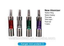 wholesale original kangertech protank mini kanger protank3 mini protank 3 clearomizer