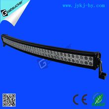 Competitive price&high quality auto led light bar dual row curved led c ree light bar
