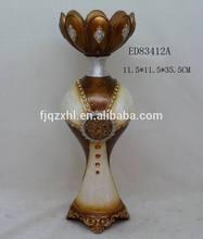 resin flower vase painting designs