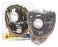 Guante de béisbol y bola