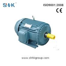 NEMA 3 phase induction electric motors