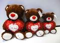 Atacado de pelúcia urso, urso de pelúcia brinquedos importados, mini urso de pelúcia atacado
