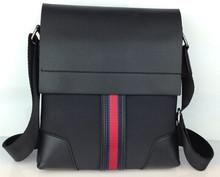 2015 Hot Selling Leather Black Office Business Men Handbag Wholesale Factories in China Shoulder Bag LF0399