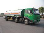 Stainless Steel Oil Fuel Tank Truck 6x2