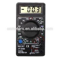 Yellow, Black digital multimeter for sale dt830b