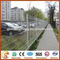 Cerca residencial/cerca do jardim/comercial fence fornecer por cores e preço de fábrica