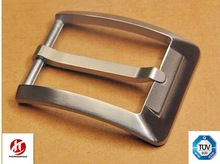 Titanium Belt Buckles-Alibaba Assessed Leather Belt Titanium Buckles Supplier