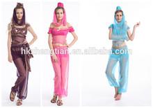 De China proveedor para mujer india de la princesa bailarina de las para mujer del vestido de lujo del partido del traje adulto