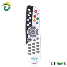 smart tv universal remote control codes with rubber button 2014 new unique design