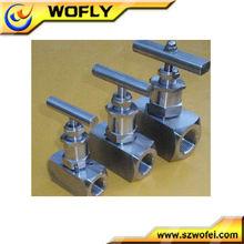 China aluminum ball valve picture