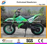 49cc Mini Dirt Bike and Kawasaki 50cc DB003